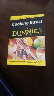 Small cooking basics for dummies paperback