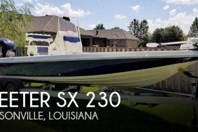 2016 Skeeter SX 230