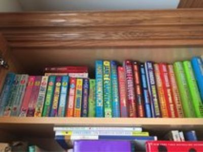 Janet Evanovich book collection