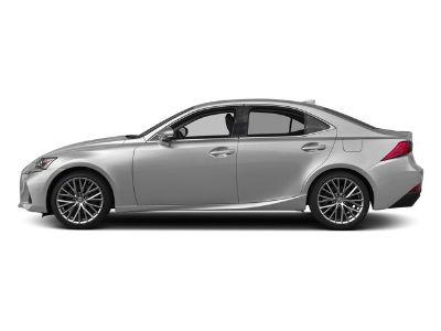 2018 Lexus IS IS (Silver Lining Metallic)