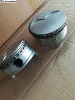 92mm Arias Pistons (only 2)