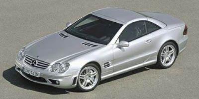 2005 Mercedes-Benz SL-Class SL55 AMG (Black)