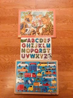 High end learning puzzles