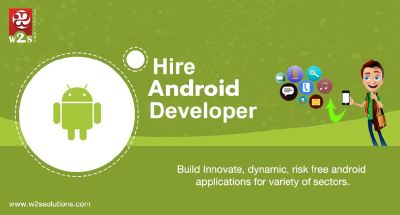 Hire Expert Android App Developers