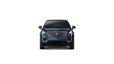 2019 Cadillac XT5 Luxury AWD (harbor blue metallic)