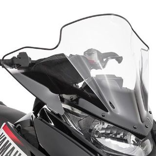 Buy YAMAHA OEM SR VIPER MID WINDSHIELD TINTED 2014 SNOW SLED TRAIL SMA-8JP96-20-SM motorcycle in Maumee, Ohio, United States, for US $66.99