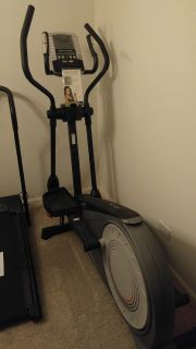ProForm Elliptical w/ I-Fit (USED ONCE)