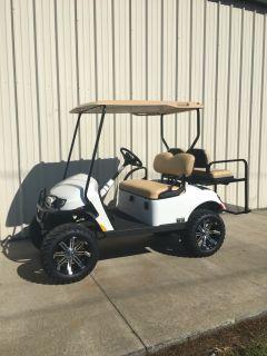 2019 E-Z-Go Freedom TXT 2+2 Gas Golf carts Tifton, GA