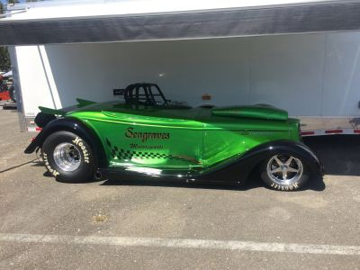 1934 Chevy Roadster by Suncoast Race Cars