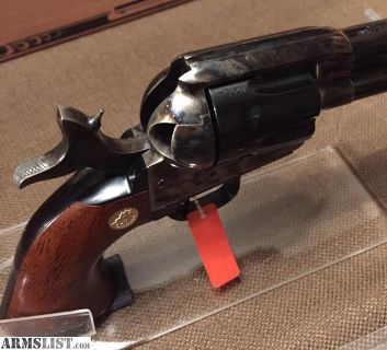 "For Sale: NEW 4 Click Uberti Model P 4.75"" 45LC 1873 Colt SAA"