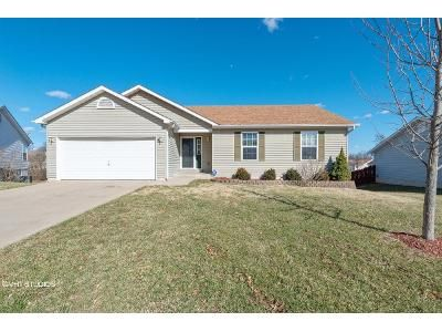 3 Bed 2 Bath Foreclosure Property in Moscow Mills, MO 63362 - Matador Ct