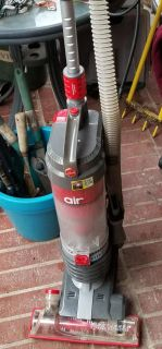 Vacuum cleaner Hoover air w attachments