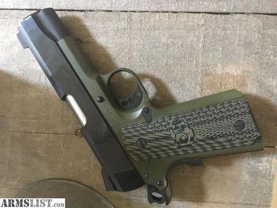 For Sale: Colt LW commander 38 super