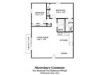 Shrewsbury Commons - 2 BR 2 BA