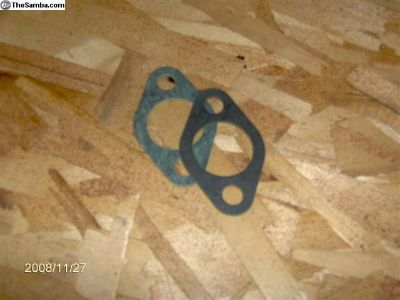 small flange, gasket