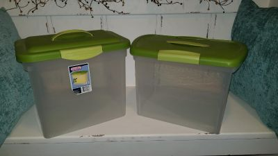 Storage File Containers