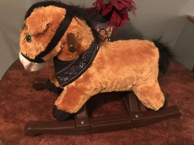 Brand New condition Rocking Horse $20