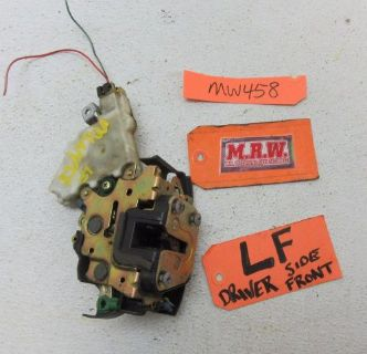 Buy 02 03 04 05 06 07 IMPREZA SEDAN LEFT FRONT DOOR LATCH LOCK ACTUATOR LF LH DRIVER motorcycle in Dallas, Pennsylvania, United States, for US $49.97