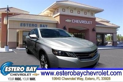 2016 Chevrolet Impala LT (Silver Ice Metallic)