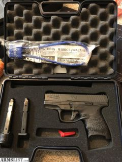 For Sale: Walther PPS M2 Brand New 9MM
