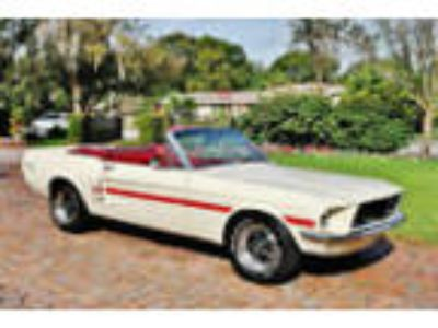1967 Ford Mustang Convertible GT/CS Tribute Stunning example 1967 Mustang