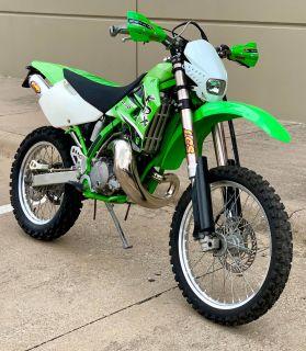 2002 Kawasaki KDX200 Off Road Plano, TX