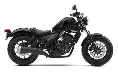 2018 Honda Rebel 300 Cruiser Motorcycles Hilliard, OH