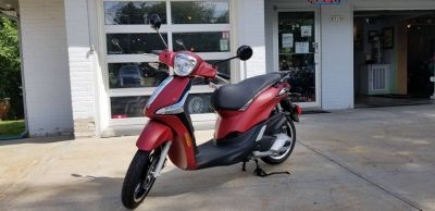 2019 Piaggio Liberty S 150 Scooter Scooters Middleton, WI