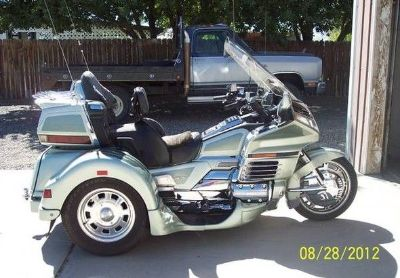2000 Honda Gl1500se-Goldwing-Trike