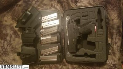 For Sale: Springfield XDE