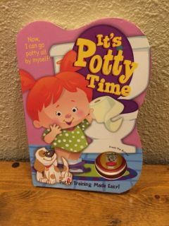It s Potty Time board book