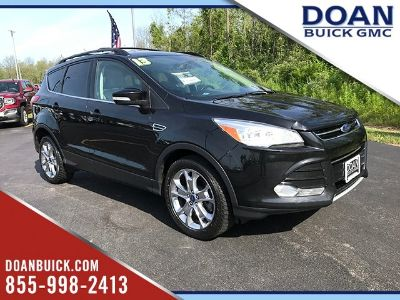 2013 Ford Escape SEL (Tuxedo Black)