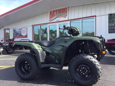 2019 Honda FourTrax Foreman 4x4 ATV Utility Hudson, FL