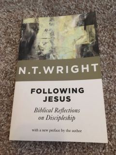 Following Jesus (N.T. Wright)