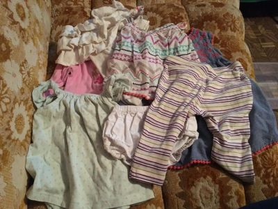 Lot of 6-12m Clothes