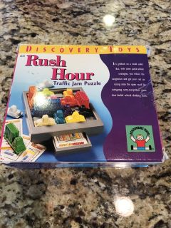 Discovery toys game