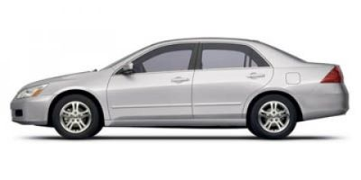 2006 Honda Accord EX (Silver)