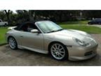 1999 Porsche 911 Convertible LS3-405HP