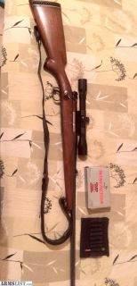 For Sale: Model 54 Winchester 270