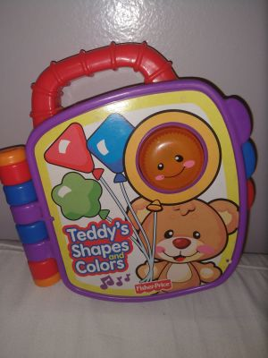 Fisher-Price battery operated book