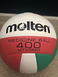 Molten setters practice ball