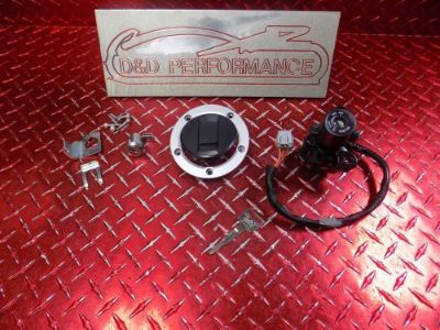 Find 11 - 14 SUZUKI GSXR 600 750 OEM LOCK SET & IGNITION COMPLETE WORKS GOOD GX95 motorcycle in Winter Haven, Florida, United States, for US $149.95