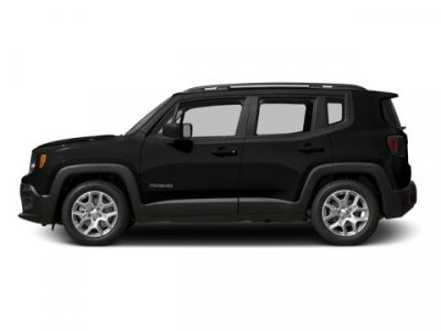 2015 Jeep Renegade Latitude (Black)