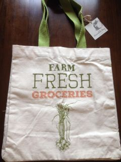 Re-usable Grocery Tote