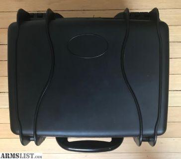 For Sale: Caseclub 4 Pistol Case