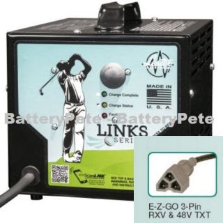 Sell EZGO Golf Cart Battery Charger - RXV 48 Volt - Lester 48V/13A motorcycle in Pompano Beach, Florida, United States, for US $327.82