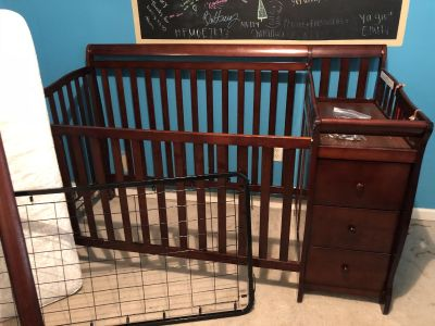 Dream On Me 3 in 1 Crib