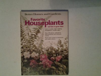 Better Homes and Gardens Houseplants