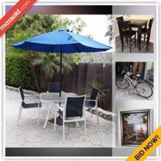 La Crescenta Moving Online Auction - Boston Avenue