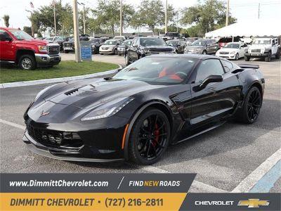 2019 Chevrolet Corvette Grand Sport (Black)